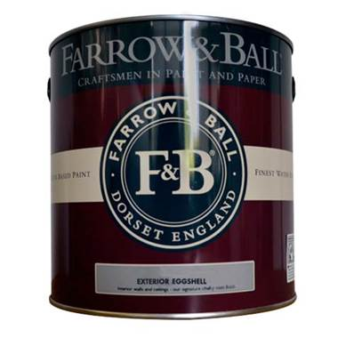 ECO Ext. Eggshell No 42 Picture Gallery Red - Farrow & Ball
