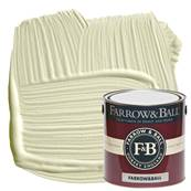 Farrow & Ball - Modern Emulsion - Peinture Lavable - 206 Green Ground - 2,5 Litres