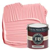 Farrow & Ball - Modern Emulsion - Peinture Lavable - 278 Nancy's Blushes - 2,5 Litres