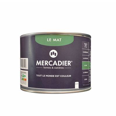 Peinture Mercadier - Le Mat - Star Fruit - 500 ml - 0,5