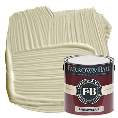 Farrow & Ball - Estate Emulsion - Peinture Mate - 15 Bone - 2,5 Litres