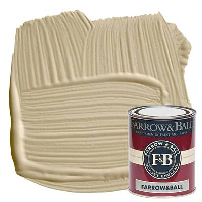 Farrow & Ball - Modern Eggshell - Peinture Sol - 211 Stony Ground - 750 ml