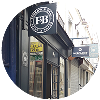 Boutique Farrow & Ball de Mercadier, Paris