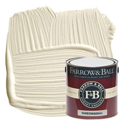 Farrow & Ball - Estate Emulsion - Peinture Mate - 01 Lime White - 2,5 Litres