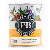 Farrow & Ball - Estate Eggshell - Peinture Satinée - NHM W93 Crimson Red - 750 ml