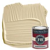 Farrow & Ball - Estate Eggshell - Peinture Satinée - 226 Joa's White - 750 ml
