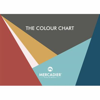 Mercadier - The Colour Chart - English Version