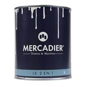 Peinture Mercadier - Le 2 en 1 - What Else - 1 Litre - 1