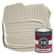 Farrow & Ball - Estate Eggshell - Peinture Satinée - 291 School House White - 750 ml