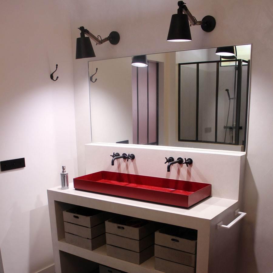 port offert kit b ton cir pour mur pi ce d 39 eau sur support lisse cocomilk. Black Bedroom Furniture Sets. Home Design Ideas