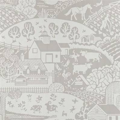 Farrow & Ball - Papier Peint - BP Paper Gable - 5401