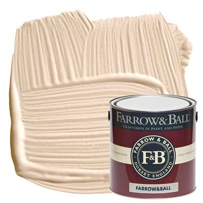 Farrow & Ball - Estate Emulsion - Peinture Mate - 231 Setting Plaster - 2,5 Litres