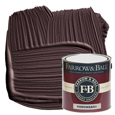 Farrow & Ball - Estate Emulsion - Peinture Mate - 255 Tanners Brown - 2,5 Litres
