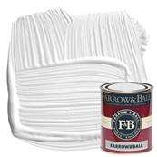 Farrow & Ball - Estate Eggshell - Peinture Satinée - 239 Wimborne White - 750 ml