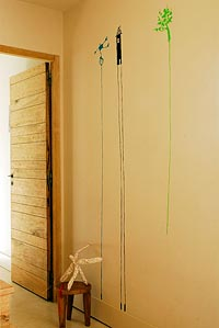 d coration murs int rieur entretien facile b ton color ou peinture. Black Bedroom Furniture Sets. Home Design Ideas