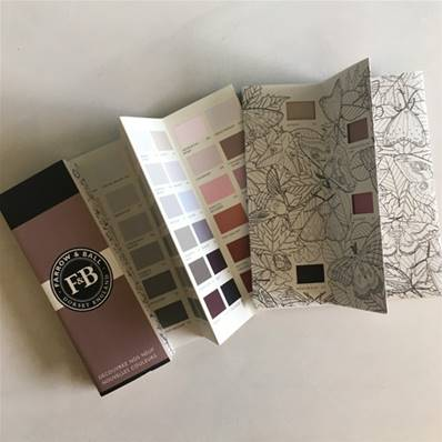 Nuancier - Farrow & Ball
