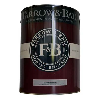 Estate Eggshell No 42 Picture Gallery Red - Farrow & Ball
