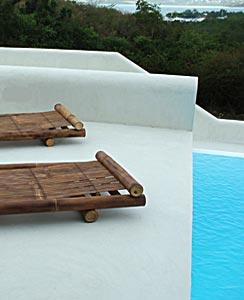 Projet d coration terrasse ou escalier en b ton cir for Terrasse en beton colore