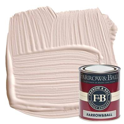 Farrow & Ball - Modern Eggshell - Peinture Sol - 202 Pink Ground - 750 ml