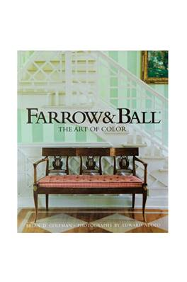 Livre Art of Colour in Decoration - Farrow & Ball
