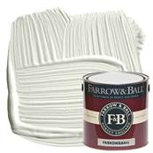 Farrow & Ball - Estate Emulsion - Peinture Mate - 2006 Great White - 2,5 Litres