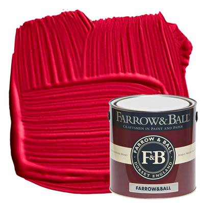 Farrow & Ball - Estate Emulsion - Peinture Mate - 217 Rectory Red - 2,5 Litres