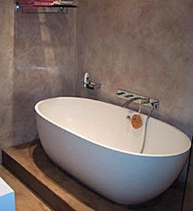 salle de bain beton cire. plan de travail de salle de bain bton ... - Enduit Cire Salle De Bain