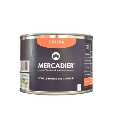 Peinture Mercadier - L'Extra - Star Fruit - 500 ml - 0,5