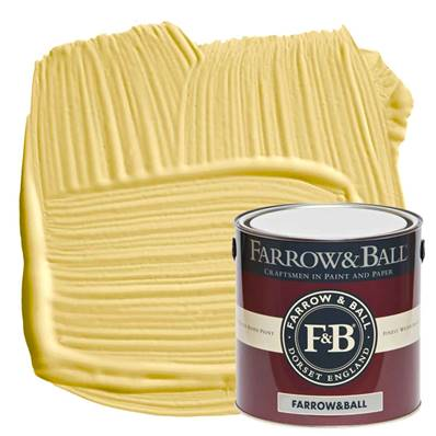 Farrow & Ball - Estate Emulsion - Peinture Mate - 68 Dorset Cream - 2,5 Litres