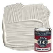 Farrow & Ball - Estate Eggshell - Peinture Satinée - 228 Cornforth White - 750 ml