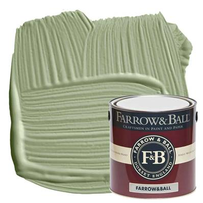 Farrow & Ball - Estate Emulsion - Peinture Mate - 19 Lichen - 2,5 Litres