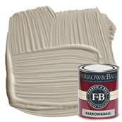 Farrow & Ball - Estate Eggshell - Peinture Satinée - 229 Elephant's Breath - 750 ml