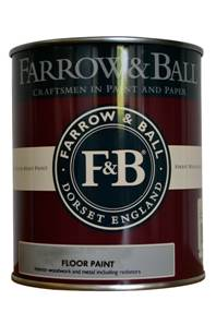 Farrow & Ball - Modern Eggshell - Peinture Sol - 2002 White Tie - 750 ml