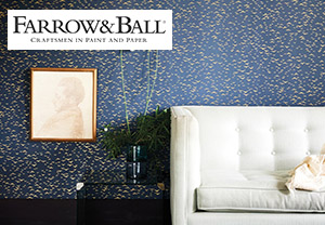 Les papiers peints Farrow & Ball