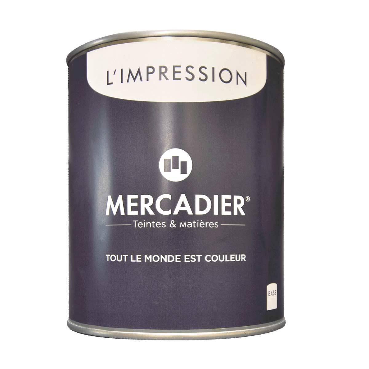 Impression Primaire Peinture Apprêt Isolant   Mercadier - Port