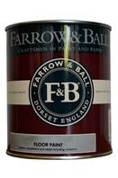 Farrow & Ball - Modern Eggshell / Floor Paint - 290 Salon Drab - 0,75 Litres