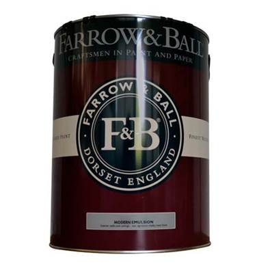 Modern Emulsion No 42 Picture Gall Red - Farrow & Ball