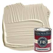 Farrow & Ball - Modern Eggshell - Peinture Sol - 01 Lime White - 750 ml