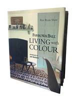 Book Living With Colour - Farrow & Ball