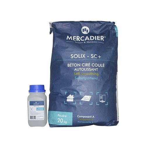 Mercadier - Solix-SC+ 20Kg - Shadow
