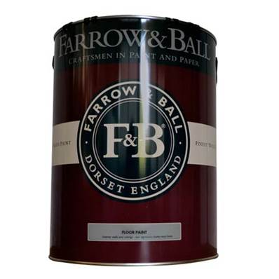 ECO Floor Paint No 42 Picture Gallery Red - Farrow & Ball