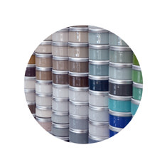 Sample pot Peinture Mercadier