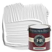 Farrow & Ball - Estate Emulsion - Peinture Mate - 239 Wimborne White - 2,5 Litres
