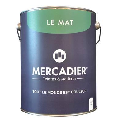 Peinture Mercadier Le Mat Touareg 5 Litres 5