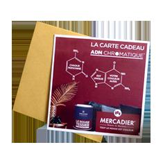 Carte Cadeau ADN Chromatique