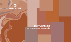 Nuancier Multigamme Mercadier